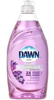 Dawn Ultra Botanicals Detergente De Trastes Lavanda 479ml