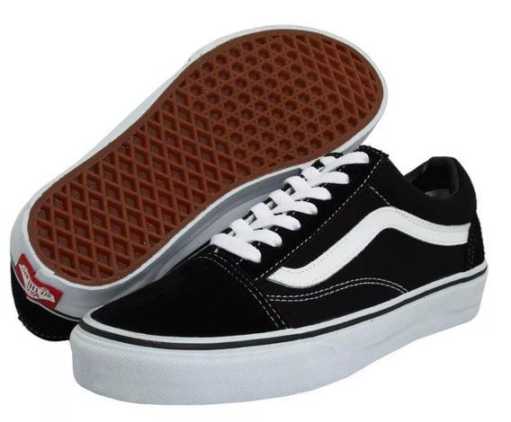 Zapatillas Vans Importadas Negras Envío Gratis!!!