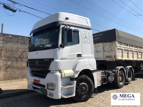 Mb Axor 2544 Cavalo Truck - Semi-automatico