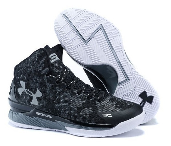 Tenis Botas Under Armour Curry Importadas Basketball