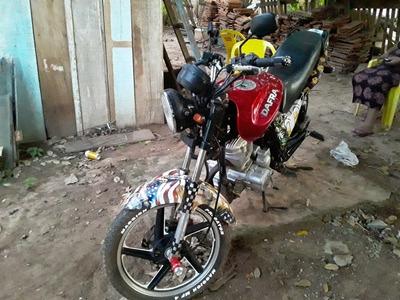 Dafra Speed 150 2011