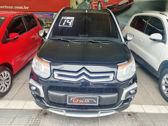 Citroën Aircross - 2013/2014 1.6 Exclusive 16v Flex 4p Auto