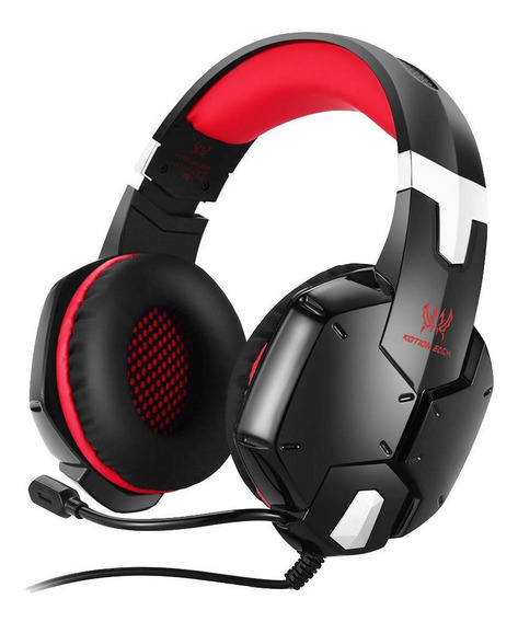 Fone Headset Gamer Com Microfone Sony Ps4 Microsoft Xbox One Mobile Nintendo Switch