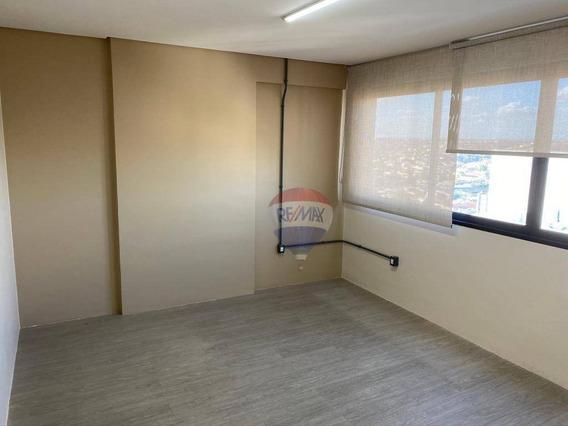 Sala Para Alugar, 30 M² Por R$ 1.400/mês - Casa Amarela - Recife/pe - Sa0129