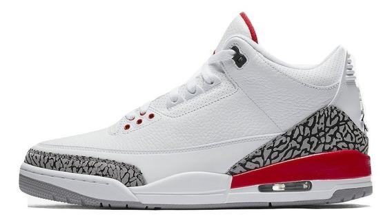 Nike Air Jordan Retro 3 Katrina Vuelta Town