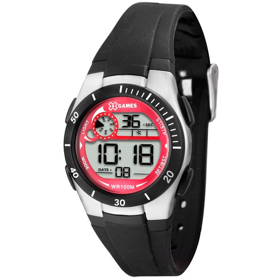 Relógio Masculino X-games Digital Esportivo Xkppd003 Bxpx