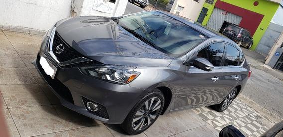 Nissan Novo Sentra Sv 2018 - Lindo - O Mais Novo De Sp
