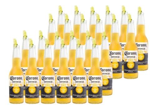 Cerveza Corona 355 Cc Pack X 24 Unidades