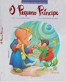 Pequeno Príncipe - Turma Da Mônica - Ed. Luxo