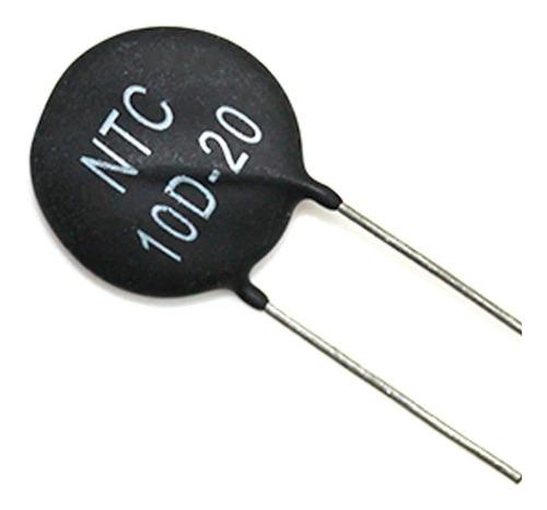 Termistor Ntc 10-d20