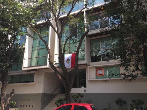Departamento En Renta Colonia Del Valle 6 Cocheras