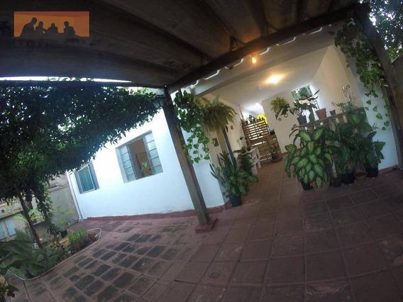 Casa Residencial À Venda, Jardim América, Campinas. - Ca1179