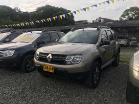 Renault Duster 1.6 Mt Expression Beige Cendre 2018 Eim654