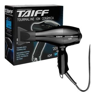 Secador Taiff Turmaline Ion Cer. 220v 2000w