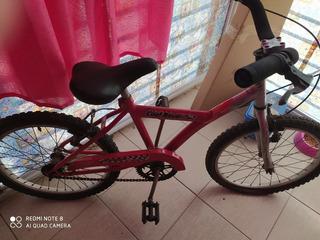 Bicicleta Rodado 20 Roja