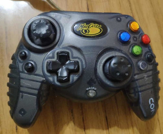 Joystick Xbox Clásica Mad Catz Excelente Estado Y Calidad