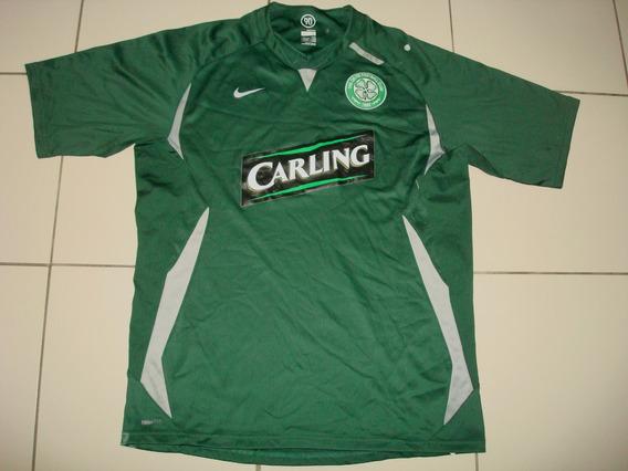 Celtic Nike Treino Verde Tamanho G