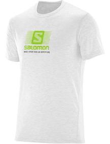 Camiseta Salomon - Running Ss - Masculina