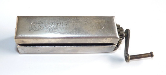 Antiguo Armador De Cigarrillos Le Centenaire 1889 Curio-city