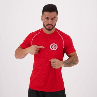 Camisa Internacional Trançador Vermelha Mescla
