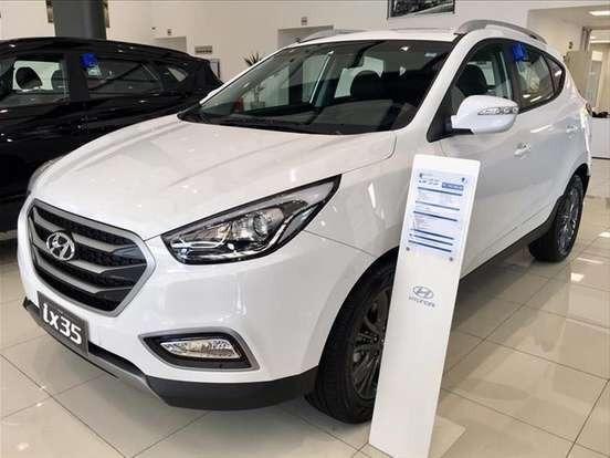 Hyundai Ix35 2.0 Mpfi Gl 16v Flex 4p Automático 2020