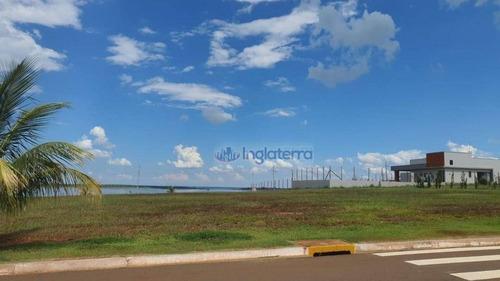 Imagem 1 de 9 de Terreno À Venda, 802 M² Por R$ 520.000,00 - Estância Punta Del Leste - Sertaneja/pr - Te0623