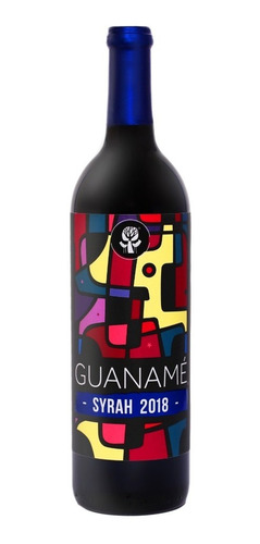 Vino Tinto Guanamé Syrah 750 Ml