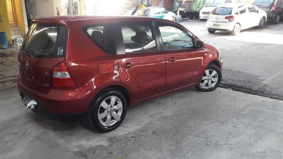 Nissan Livina 1.6 S 16v Flex 4p - 2011