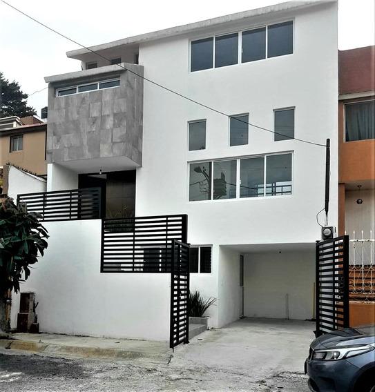 Casa Vta Cerrada Vigilancia Fuentes Satélite $ 5,150,000.00