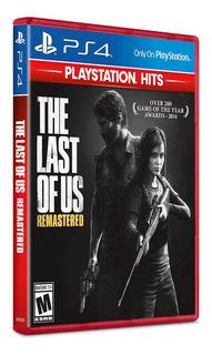 The Last Of Us Remastered Para Ps4 Nuevo Sellado Fisico