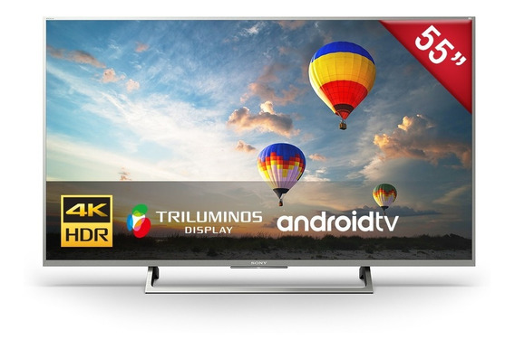 Smart Tv Sony Led 55 Pulgadas 4k Ultra Hd Android Tv Netflix