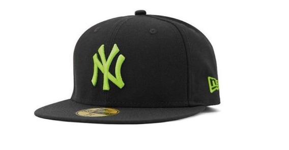 Boné Aba Reta Ny Yankees N. Era 59fifty(fechados)