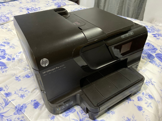 Impressora Hp Officejet Pro 8500 (defeito)