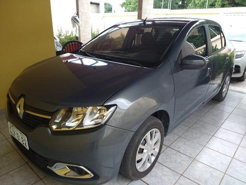 Imagem 1 de 9 de Renault Logan 2014 1.6 Expression Hi-power 4p