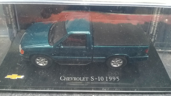 Chevrolet Colection Miniatura Pick-up S10 1995