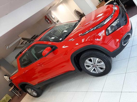 Fiat Toro 0km Entrega Con $126.300 Y Cuotas Tomo Usados A-