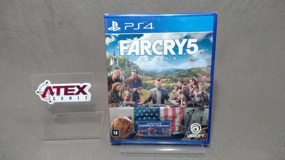 Far Cry 5 Para Playstation 4