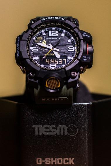 Relógio Casio Gwg-1000
