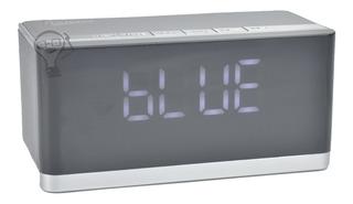 Despertador Parlante Bluetooth Fm Musky Hifi Dy27 / Impoluz