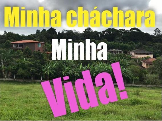 124c Chácaras/casa De Campo/ Sitio Tenho O Terreno.