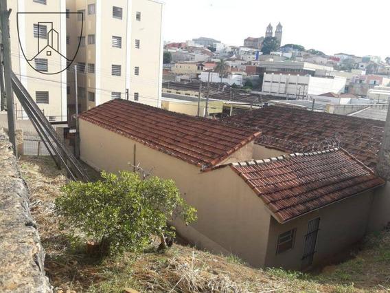 Terreno À Venda, 300 M² Por R$ 490.000 - Centro - Bragança Paulista/sp - Te0049