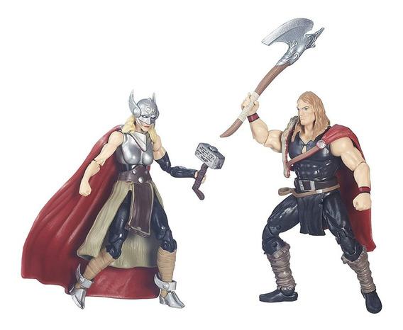 Marvel Legends Defenders Of Asgard Con Comic