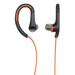 Fone De Ouvido Motorola Earbuds Sport Com Microfone Laranja