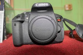 Corpo Canon T5i Seminova
