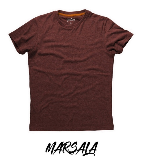 Camiseta Masculina Blusa Camisa Slim Fit Lisa Basica Yutees