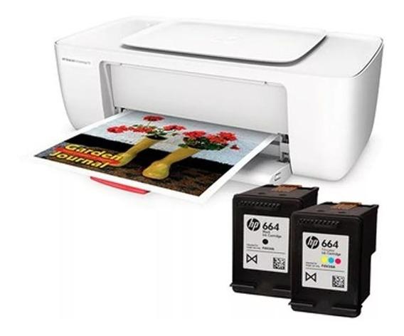 Impresora Hp Deskjet Ink Advantage 1115 Tienda Física 30v