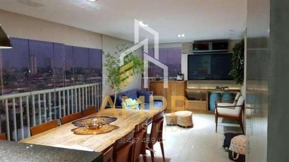 Apartamentos - Residencial - Condomínio Terraças Tatuapé - 1017