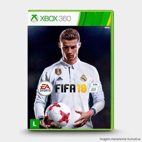 Fifa 18 -: Original Xbox 360 Novo