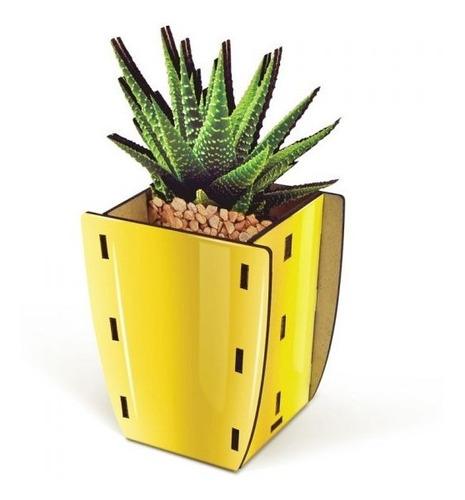 Portalápices Para Armar- Diseño Aloe Plant! Fred & Friends