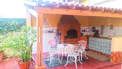 Imagem 1 de 30 de Casa - 3 Dormitorios - Venda - Chacara Monte Alegre - Reo278496